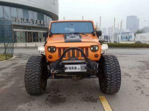 Jeep 牧马人(进口) 2012款 牧马人(进口) 3.6L 自动 两门Sahara抵押车