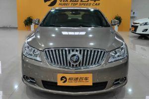 别克 君越 2012款 君越 2.4L 自动 雅致版抵押车