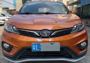 东南DX3 2016款 东南DX3 1.5T SRG CVT旗舰型抵押车