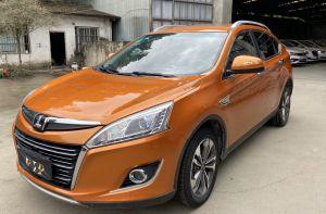 纳智捷 优6 2015款 优6 SUV 1.8T 智尊型抵押车