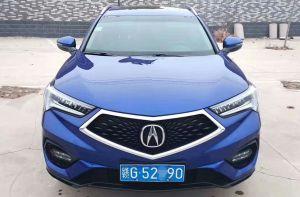 讴歌CDX 2016款 讴歌CDX 1.5T 两驱悦享版抵押车
