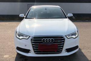 奥迪A6(进口) 2013款 奥迪A6(进口) 40 hybrid抵押车