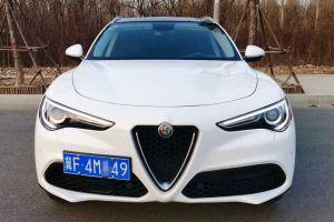 阿尔法·罗密欧 Stelvio(进口) 2019款 Stelvio(进口) 2.9T 510HP 四抵押车