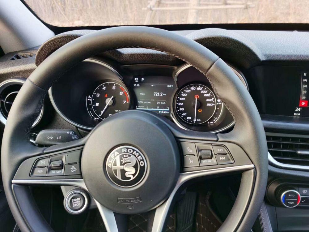 阿尔法·罗密欧 Stelvio(进口) 2019款 Stelvio(进口) 2.9T 510HP 四