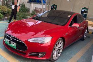 TESLA Model S(进口) 2016款 Model S(进口) 70D抵押车