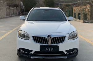 中华V5 2012款 中华V5 1.5T 自动 豪华型抵押车