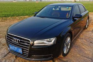 奥迪A8L(进口) 2016款 奥迪A8L(进口) 50 TFSI quattro尊贵型抵押车