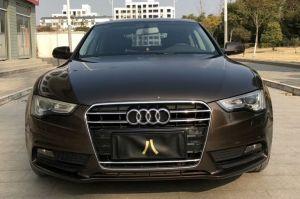 奥迪A5(进口) 2012款 奥迪A5(进口) Coupe 2.0T CVT抵押车