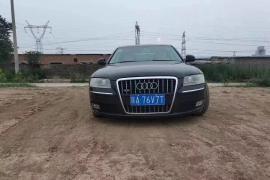 11年奥迪a8四座行政版奥迪A8L(进口) 2011款 奥迪A8L(进口) 3.0 TFSI quattro 尊贵型(245抵押车