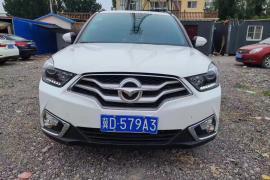 海马S5 2018款 海马S5 1.5T CVT尊贵型抵押车
