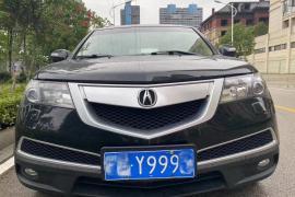 讴歌MDX(进口) 2011款 讴歌MDX(进口) 尊享运动版 舒适版抵押车