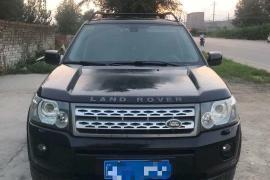 路虎 神行者2代(进口) 2012款 神行者2代(进口) 3.2L 圣诞新年特别版 HSE抵押车