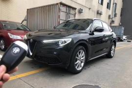 阿尔法·罗密欧 Stelvio(进口) 2018款 Stelvio(进口) 2.9T 510HP 四抵押车