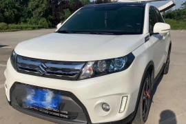 铃木 维特拉 2018款 维特拉 1.4T 自动两驱星耀版抵押车