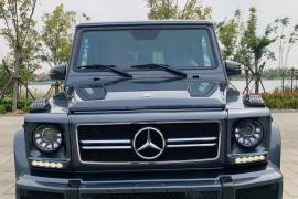 奔驰G级AMG(进口) 2019款 奔驰G级AMG(进口) 改款 AMG G 63抵押车