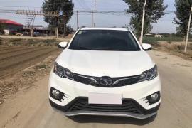 东南DX3 2018款 东南DX3 1.5T SRG 手动尊贵型抵押车