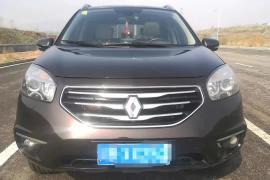 雷诺 科雷傲(进口) 2013款 科雷傲 2.5L 两驱 舒适版抵押车