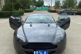 阿斯顿·马丁 V8 Vantage(进口) 2012款 V8 Vantage(进口) Sportsh抵押车