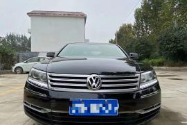 13年大众辉腾大众 辉腾(进口) 2014款 辉腾(进口) 3.0L 商务型抵押车