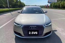 奥迪A6(进口) 2017款 奥迪A6(进口) allroad quattro抵押车