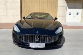 玛莎拉蒂GT(进口)[GranTurismo] 2012款 玛莎拉蒂GT(进口) 4.7L MC S抵押车
