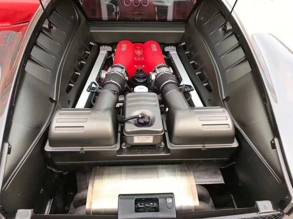 法拉利F430(进口) 2009款 法拉利F430(进口) Scuderia Coupe