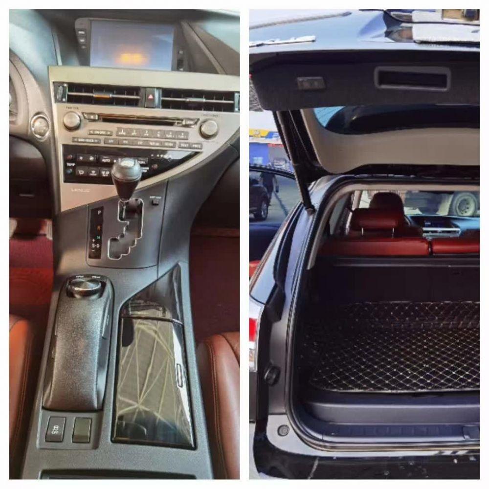 雷克萨斯RX(进口) 2014款 雷克萨斯RX(进口) 270 特别限量版