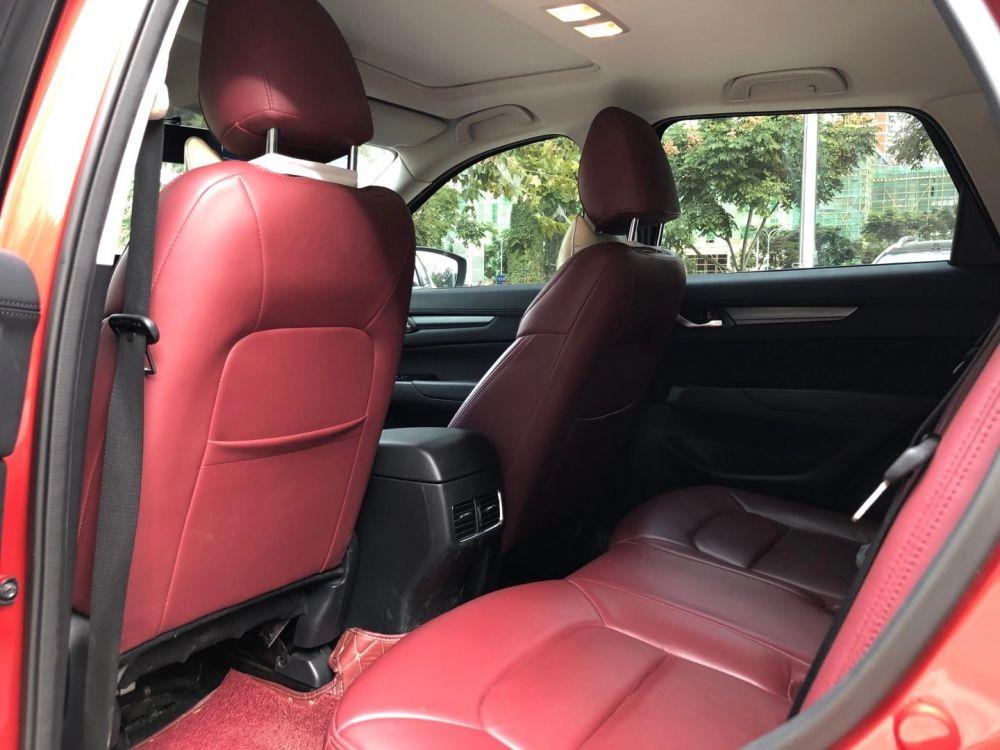马自达CX-5 2017款 马自达CX-5 2.0L 自动两驱智尚型 国VI