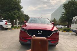 马自达CX-5 2017款 马自达CX-5 2.0L 自动两驱智尚型 国VI 抵押车