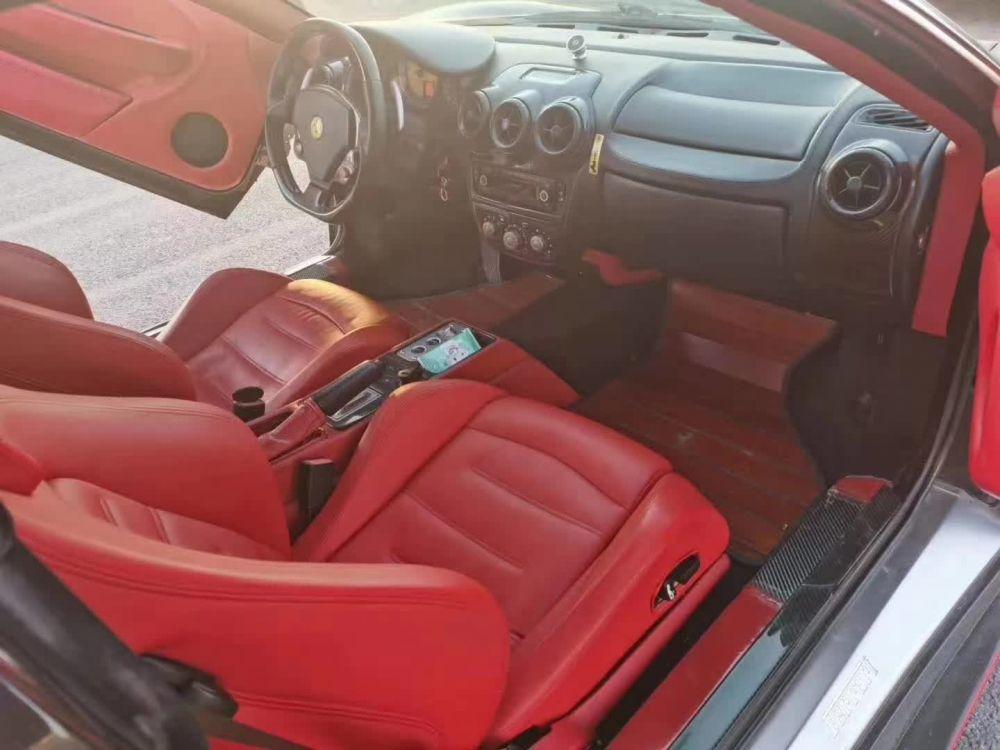 法拉利F430(进口) 2008款 法拉利F430(进口) Scuderia Spider
