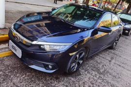 17年本田思域1.5T本田 思域 2017款 思域 180TURBO CVT舒适版 抵押车