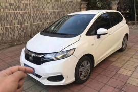 本田 飞度 2018款 飞度 1.5L CVT舒适版抵押车