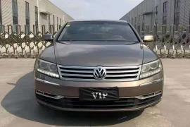 大众 辉腾(进口) 2012款 辉腾(进口) 3.6L 尊享定制型抵押车