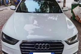 奥迪A4(进口) 2014款 奥迪A4(进口) 40 TFSI allroad quattro抵押车