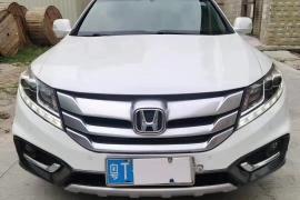 本田 歌诗图 2014款 歌诗图 2.4L 豪华导航版抵押车