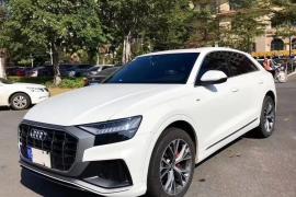 2020年5月最新款奥迪Q8 3.0T四驱奥迪Q8(进口) 2019款 奥迪Q8(进口) 3.0T Premium 美规抵押车