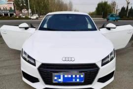 奥迪TT(进口) 2017款 奥迪TT(进口) Coupe 40 TFSI抵押车