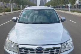 斯巴鲁 森林人(进口) 2012款 森林人(进口) 经典版 2.5 XT 自动 豪华版抵押车