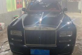 劳斯莱斯 幻影(进口) 2013款 幻影(进口) 6.7L 标准版抵押车