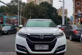 本田UR-V 2017款 本田UR-V 370TURBO 两驱尊贵版抵押车