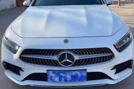 奔驰CLS级(进口) 2020款 奔驰CLS级(进口) CLS 300 豪华型抵押车