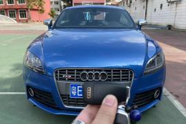 奥迪TT(进口) 2010款 奥迪TT(进口) 2.0 TFSI 典藏版抵押车