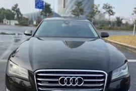 奥迪A8L(进口) 2011款 奥迪A8L(进口) 3.0 TFSI quattro 豪华型(245抵押车