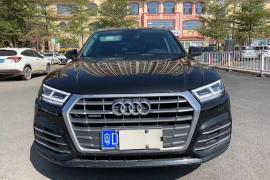 奥迪Q5L 2020款 奥迪Q5L 40 TFSI 荣享进取型抵押车