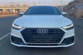 奥迪A7(进口) 2020款 奥迪A7(进口) 45 TFSI 臻选型抵押车