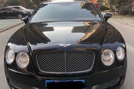 宾利 欧陆(进口) 2009款 欧陆(进口) GT 6.0抵押车