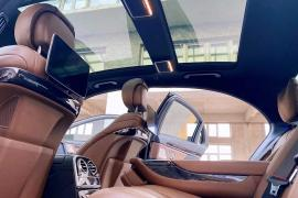 奔驰S级(进口) 2018款 奔驰S级(进口) S450L 4MATIC 卓越特别版抵押车
