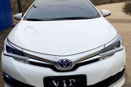 丰田 卡罗拉 2019款 卡罗拉 1.2T S-CVT GL-i 豪华版抵押车