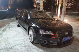 奥迪A8L(进口) 2013款 奥迪A8L(进口) 30 FSI 专享型抵押车