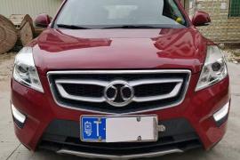 北汽绅宝 绅宝X65 2015款 绅宝X65 2.0T 自动精英型抵押车